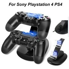 Dual USB Charging Dock for PlayStation 4 Game Controller