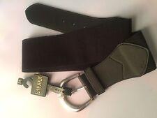 Lauren Ralph Lauren Black Waist Classic Belt - Medium Size