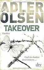 TAKEOVER: Thriller von Adler-Olsen, Jussi | Buch | Zustand gut
