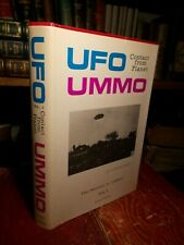 Ufo Contact from Planet Ummo Mystery of Ummo Vol.1 limited 1st ed 1979 A. Ribera