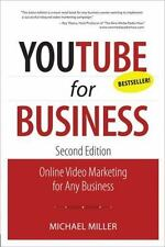 Que Biz-Tech: YouTube for Business : Online Video Marketing for Any Business