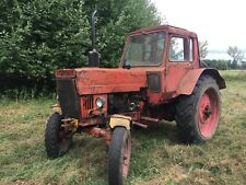 Belarus MTS 80 Traktor Trecker Schlepper