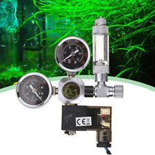 220V Aquarium CO2 Solenoid Valve Regulator Check Magnetic Valve Bubble