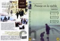 Landscape In The Mist, Topio stin omichli (1988)-Theodoros Angelopoulos  DVD NEW