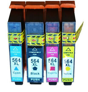 564xl Ink cartridgs for HP 3070A 3520 4610 4620 310a 5510 5520 6510 6520 7510