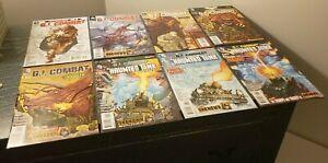 G.I. Combat 0-7 (2012) DC Comics New 52 Haunted Tank Unknown Soldier War Comics