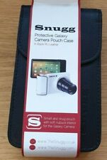 Camera Case Bag Pouch For Samsung Galaxy Camera Black Leather
