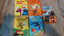 5x Walt Disney World of Books Bundle (11)