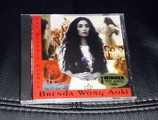 SEALED BRENDA WONG AOKI & MARK IZU The Queen's GardenAir CD Indie Award Winner