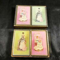 Vintage CONGRESS Playing Cards Bridge ROYAL WORCESTER