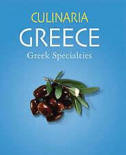 Culinaria Greece: Greek Specialties, Milona, Marianthi, Good Book