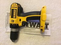 "New Dewalt DC725B 18V 18 Volt 1/2"" Hammer Drill Driver Cordless 2 Speed"