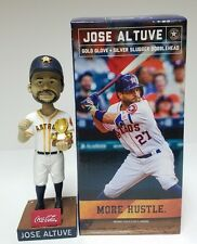 Jose Altuve Silver Slugger & Gold Glove 2016 Houston Astros SGA Bobblehead NIB