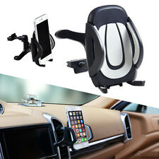 360°Car Air Vent Mount Stand Holder Cradle For iPhone 6S 6 Plus Samsung GPS
