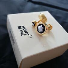 Montblanc Cufflinks - Gold / Black