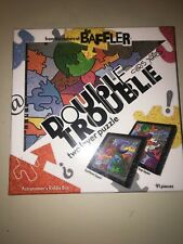 New. Double Trouble Chris Yates Two Layer Puzzle (Astronomers Delight) 91 Pieces