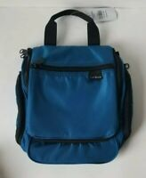 NWT  LL BEAN Personal Organizer Toiletry Bag Medium Color: Blue