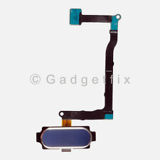 OEM Black Menu Home Button Flex Cable Replacement Part For Samsung Galaxy Note 5