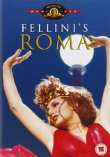 Federico Fellini`s Roma - Rom DVD Neu