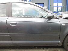 Tür rechts Audi A3 8P 3-türig DELPHINGRAU LX7Z grau