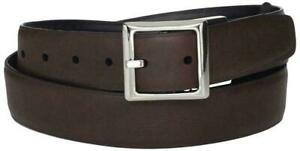 Dockers Boys Reversible Belt Black/Brown Small NWT