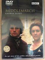Juliet Aubrey MIDDLEMARCH ~ Classic 1994 George Eliot BBC Drama | UK DVD