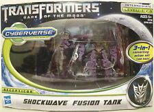 SHOCKWAVE FUSION TANK Transformers 3 DOTM Movie 3-in-1 Converting Set 2011