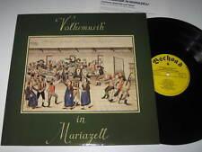 LP/VOLKSMUSIK IN MARIAZELL/MARIAZELLER SPARKASSENMUSI/Bschoad 46-19