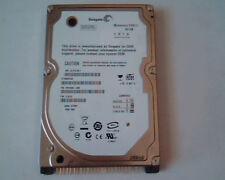 2.5 Hard Disk Drive Seagate Momentus 5400.3 80GB ST980815A 9S1038-308 Ultra ATA