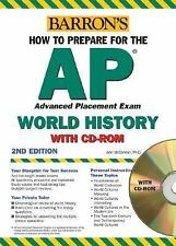 How to Prepare for the AP World History with CD-ROM (Barron's AP World History (