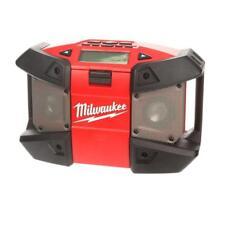 Milwaukee Job-Site Radio M12 12-Volt Lithium-Ion Cordless Ultra-Slim (Tool-Only)