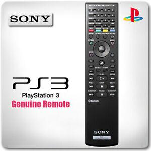 TELECOMANDO Sony PS3 Blu Ray Disc Playstation 3 ORIGINALE COME NUOVO