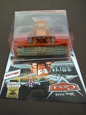 CARS - FRANK Deluxe - Mattel Disney Pixar RARO