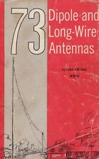 73 Dipole and Long-Wire Antennas - E.M. Noll – Ham Radio Aerial Book - CD
