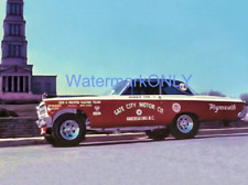 """Sox & Martin"" Ronnie Sox 1965 Plymouth Fury Injected NITRO Funny Car PHOTO!"
