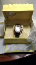 Invicta 2627 Swiss 7750 Certified Chronometer Watch LIMITED EDITION with BOX