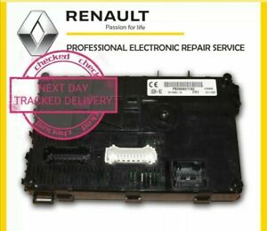 Renault Clio MK2 UCH (BCM) Body Control Module Repair Service.