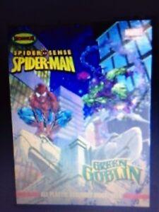 2009 MOEBIUS MODELS #915 SPIDERMAN/GREEN GOBLIN DELUXE SET MARVEL COMICS