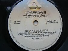 dionne warwick (rare south african press) heartbreaker V/GOOD+