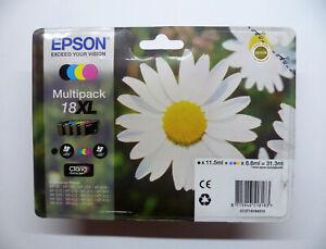 Original Epson 18XL T1816 Multipack Daisy XP30 XP102 XP202 Boxed 08/2020