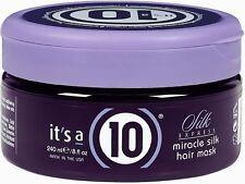 ITS a 10 Silk Express Miracle Silk Hair Mask Conditioner Hair Treatment 8oz