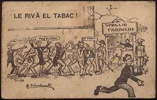 cartolina LE RIVA EL TABAC colombarolli