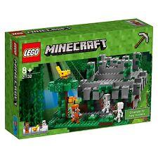 LEGO® Minecraft™ 21132 Der Dschungeltempel NEU OVP_ The Jungle Temple NEW MISB