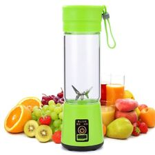 Personal Blender Juicer Mix Blend Rechargeable Jet Cordless Squeezers Fashion