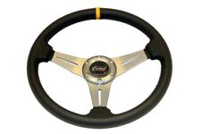 """Outlaw Products """"SW11"""" 350mm PVC Steering Wheel - 6x70mm Fitment"""