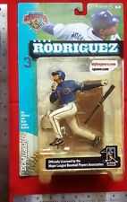 2000 Alex Rodriguez #3 MLBPA Figurine McFarlane Spawn Big Leaguer SERIES 1