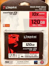"Kingston - SV300S37A/120G - SSDNow 300V 2.5"" SATA II 3.0Gb/s Solid State Drive"