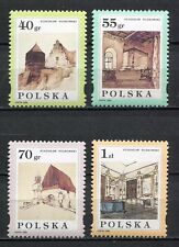 36034) POLAND 1996 MNH** Drawings by S. Noakowski 4v.