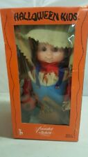 Santa's Best Halloween Kids Animated Battery Operated Scarecrow