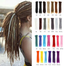 1PC Ombre Synthetic Braid Dreads Dreadlocks Hair Extensions Womens African Style